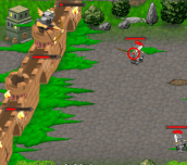 Hra - Knights Invasion