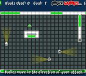 Hra - Slime Hook