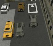 Hra - SUV Parking 3D