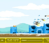 Hra - Ice Castle Blaster