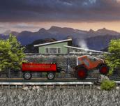 Hra - 4x4 Tractor Challenge