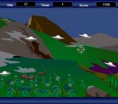 Hra - UFO Attack