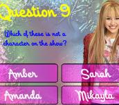 Hra - Hannah Montana Trivia