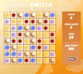 Cosmic Switch