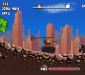 Hra - Zombie Tank