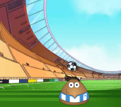 Hra - Pou Juggling Football