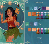Magical Elf Dress Up