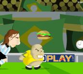 Hra - Run Ronaldo Run