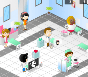 Hra - Frenzy Animal Clinic