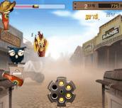 Hra - Western Shooter