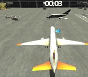 Hra - Park It 3D Jumbo Jets