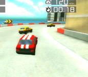 Hra - Myanmar Car Racing