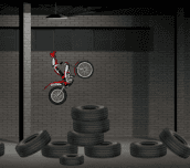 Hra - Bike Trial 4