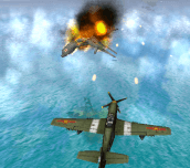 Hra - World War Pacific Planes