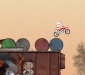 Hra - Stunt Moto Mouse 3