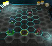 Hra - Robomon Arena