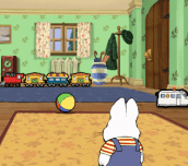 Hra - Max and Ruby Toy Bowling