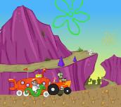 Hra - Spongebob Racing Tournament