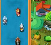 Hra - Spongebob Boat Madness