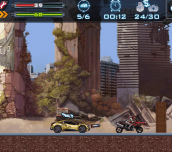 Hra - Robo Racing