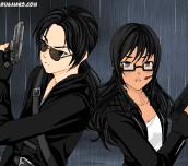 Hra - Anime Partners Dress Up