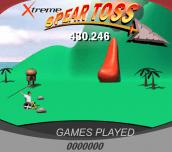 Hra - Spear Toss