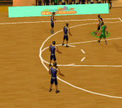 Hra - Basketball Sim 3D