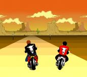 Hra - Desert Gang Race