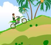 Hra - Ben 10 Motocross