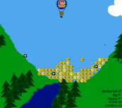 Hra - Balloon Bomber