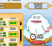 Hra - Clicker Monsters