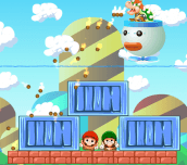 Hra - Mario War Escape