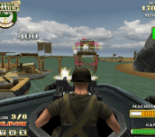 Hra - River Assault