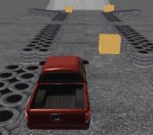 Hra - Truck Challenge Arena 3D