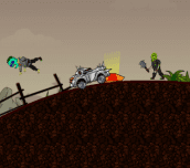 Hra - Zombie Car Madness