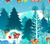 Hra - Christmas Squirrel