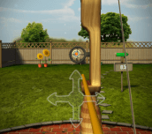 Hra - Backyard Archer