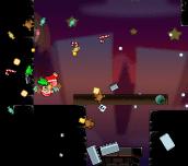 Hra - Super Santa Bomber