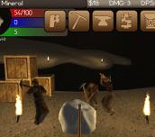Hra - Idle Mine Ex2