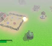 Hra - Tank Rescue