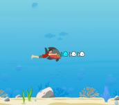 Hra - Super Piranha Banzai