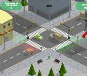 Hra - Traffic Light Madness