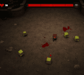 Hra - Rage Zombie Shooter Hacked