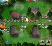 Hra - Battleground Defense