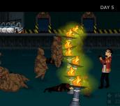 Hra - Rex Dark Days