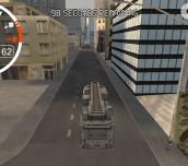 Hra - Fire Truck City Driving Sim