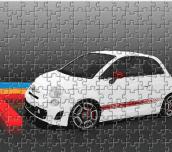 Hra - Fiat Puzzle