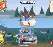 Hra - Super Dynamite Fishing