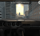 Hra - Police Car City Driving Sim