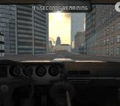 Hra - Police Car City Driving Sim